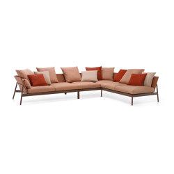PIPER sofa system | Canapés | Roda