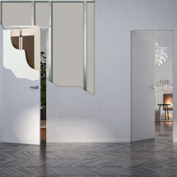 ECLISSE Syntesis® Line Battente Estensione | Porte interni | ECLISSE
