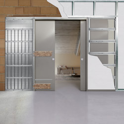 ECLISSE Shodō Double | Internal doors | ECLISSE