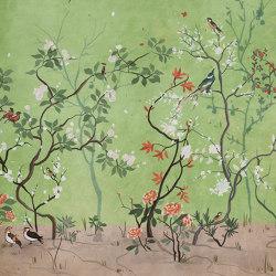 La selva fiorita | Wall coverings / wallpapers | WallPepper