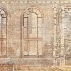 Through the windows | Revestimientos de paredes / papeles pintados | WallPepper