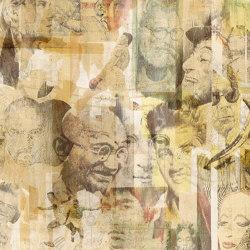 Celebrities tape | Revestimientos de paredes / papeles pintados | WallPepper