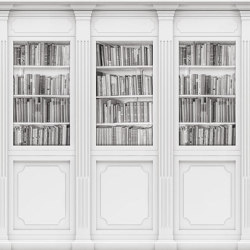 Bookcase | Wall coverings / wallpapers | WallPepper