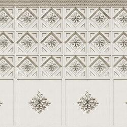 Coffer wall | Revestimientos de paredes / papeles pintados | WallPepper