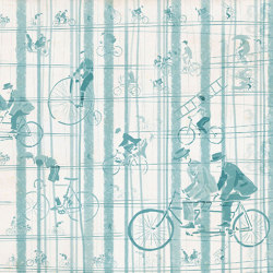 Bicycles | Wall coverings / wallpapers | WallPepper