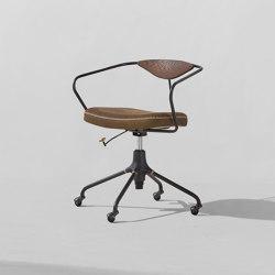 Akron Desk Chair | Sedie | District Eight