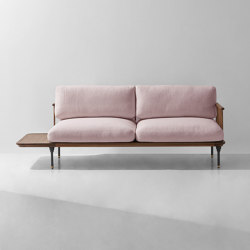 Distrikt Chaise | Sofas | District Eight