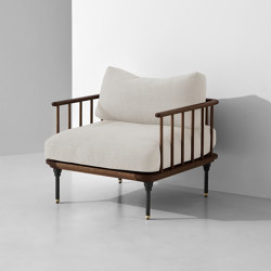 Distrikt Armchair | Sessel | District Eight