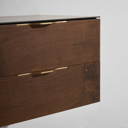 Drift Double Drawer Unit | Credenze | District Eight