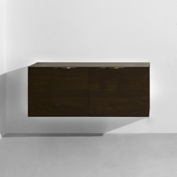 Drift 2-Door Cabinet | Armadi | District Eight