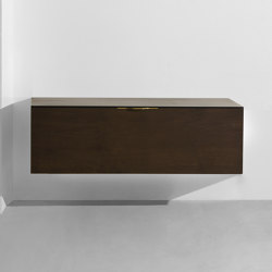 Drift Drop-Down Cabinet | Credenze | District Eight