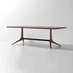 Kahn Trestle Dining Table | Dining tables | District Eight