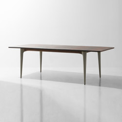 Salk Expanding Dining Table | Tables de repas | District Eight