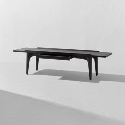 Salk Coffee Table Rectangular | Tables basses | District Eight