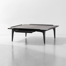 Salk Coffee Table Square | Tables basses | District Eight
