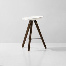 Theo Tractor Counter Stool | Tabourets de bar | District Eight