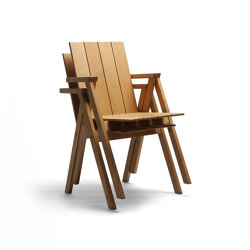 Arkipelago | KVTT1 Terrace chair | Chairs | Nikari