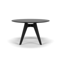 Lavitta Round Table 120 – Black | Dining tables | Poiat