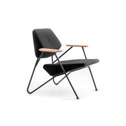 Polygon easy chair | Poltrone | Prostoria