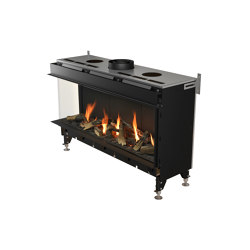 Valentino LF 1000/1300 | Closed fireplaces | Planika