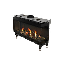 Valentino FR 1000/1300 | Closed fireplaces | Planika