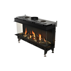 Valentino LFR 1000/1300 | Closed fireplaces | Planika