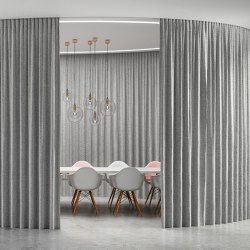 Acoustic Divider Vario | Tessuti decorative | Création Baumann