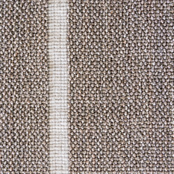 Paglietta Righe Cenere | Rugs | G.T.Design