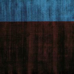 Campi di Gravità Turchese 1 | Formatteppiche | G.T.DESIGN