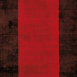 Campi di Gravità Rosso Vivo 2 | Rugs | G.T.DESIGN