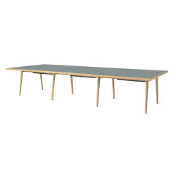 Forum Unlimited Table | Mesas contract | ICONS OF DENMARK