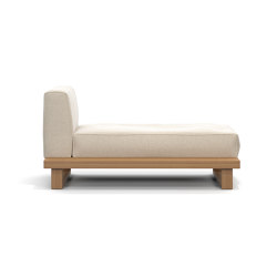 9.Zero Chaise Longue (Left Version) | Sun loungers | Atmosphera