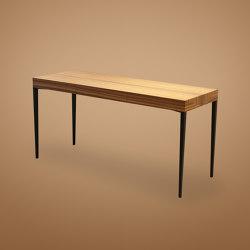 Aldous Desk | Dining tables | Ivar London