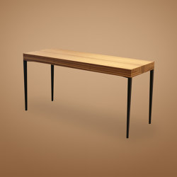 Aldous Desk | Dining tables | Ivar London