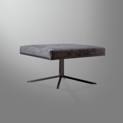 David Footstool | Pufs | Ivar London