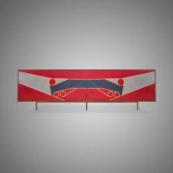 Aston Side Cabinet | Aparadores | Ivar London