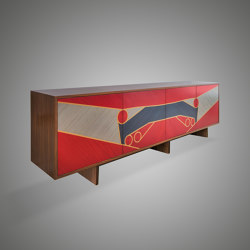 Aston Side Cabinet | Sideboards | Ivar London