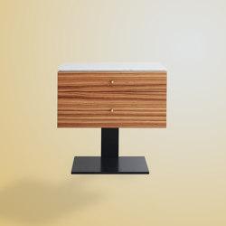Fiennes Bedside Table | Sideboards | Ivar London