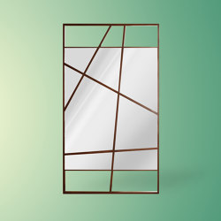 Lucian Mirror | Specchi | Ivar London