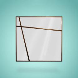 Rushmer Mirror | Mirrors | Ivar London
