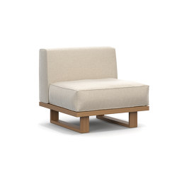 9.Zero modulares Sofa 1 Sitz | Sessel | Atmosphera