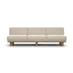 9.ZERO Modular Sofa Central 3S | Sofas | Atmosphera