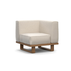 9.ZERO Modular Sofa Corner 1S | Armchairs | Atmosphera