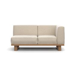 9.Zero Sofá de esquina modular 2 asientos | Sofás | Atmosphera