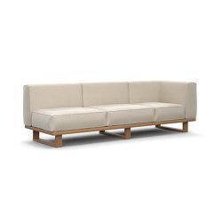 9.Zero Sofá de esquina modular 3 asientos | Sofás | Atmosphera