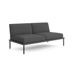 Flash Zentrales Sofa 2p | Sofas | Atmosphera