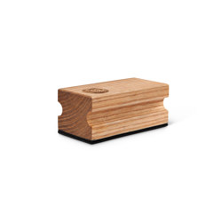 CHAT BOARD® Woody Eraser Natural | Living room / Office accessories | CHAT BOARD®