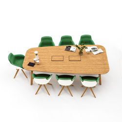 Stay meeting | Contract tables | Sinetica Industries