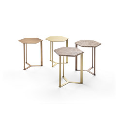 Clip Hexagonal Side Table | Side tables | Marelli