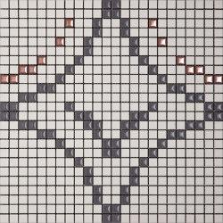 Metrica Cerchi | Ceramic mosaics | Appiani